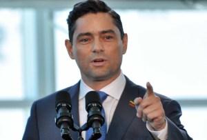 Vecchio celebró el ingreso de Bolivia al Grupo de Lima