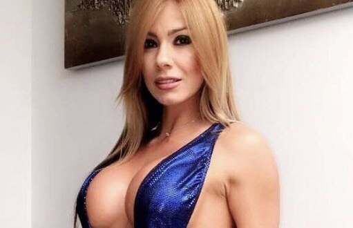 Peliculas porno de actrices colombianas Actriz Porno Colombiana Fue A Hacer Ejercicio Sin Pantaleta Y Mostro Todo Lapatilla Com