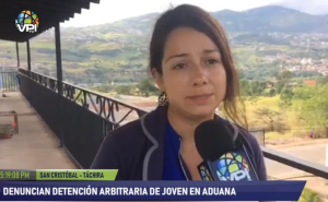 Madre de estudiante detenida por la Dgcim denuncia que no le dejan ver a su hija (VIDEO)