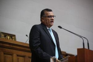 Diputado de Avanzada Progresista se deslinda del show mediático chavista