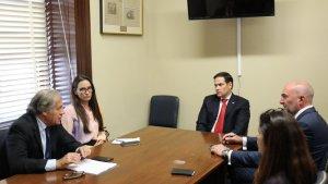 Rubio y Almagro abordaron invocación del Tiar en Venezuela a raíz de la crisis desatada por Maduro