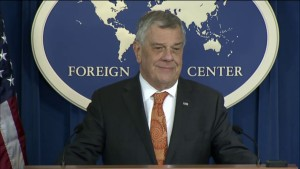 EEUU felicitó a Arce y prometió trabajar junto a Bolivia en la economía