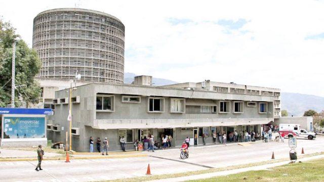 Hospital Universitario de Los Andes. Imagen cortesía.