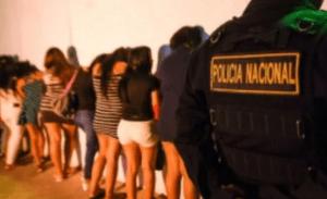 Rescatan a venezolanas y una menor de edad que eran explotadas sexualmente en Perú