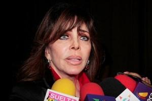Verónica Castro se retira de la actuación en medio de escándalo por boda con otra mujer