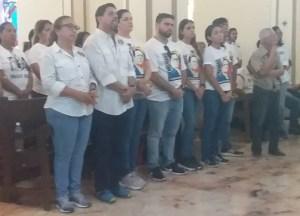 ¡Promesa cumplida! Edgar Zambrano visitó a la Virgen de la Divina Pastora en Barquisimeto (Fotos+Videos)