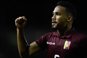 Yangel Herrera marcó un GOLAZO que puso a vibrar a los fanáticos en el juego de la Vinotinto (VIDEO)