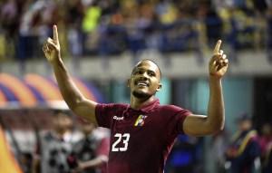 Salomón Rondón dio cátedra de goles con una nueva JOYA para la galería (VIDEO)