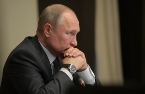 Putin declara abril como mes de asueto, pero con salario, debido a la crisis por coronavirus