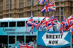 La UE abre proceso legal por ley británica que modifica acuerdo del Brexit