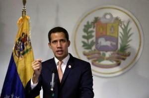 Juan Guaidó: La solución ideal es que Maduro se vaya a un país amigo