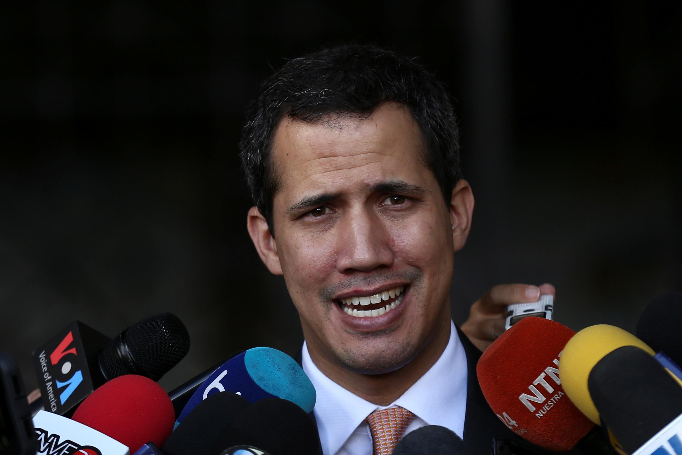 Guaidó Hizo Un Llamado A Las Ffaa Para Investigar La Presencia De Los Militares Rusos En Venezuela