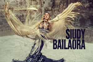 """Estreno mundial de """"Bailora"""", el nuevo espectáculo de Siudy Garrido"""