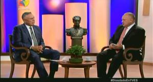 ¡Dios santo! La entrevista de Pedro Carreño a Diosdado Cabello que te arruinará el día