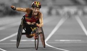 Fallece por eutanasia la atleta paralímpica belga Marieke Vervoort