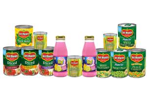 Del Monte presentó nueva limonada rosada TAF