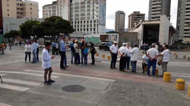 Caracas se une a la protesta contra los apagones, escasez y crisis aguda en Zulia (FOTOS) 3