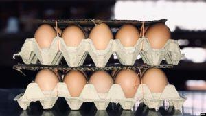 El precio del cartón de huevos superó el último aumento salarial