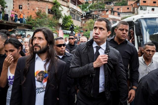 Así fue el último adiós a Edmundo Rada en Petare, asesinado por el régimen chavista 11