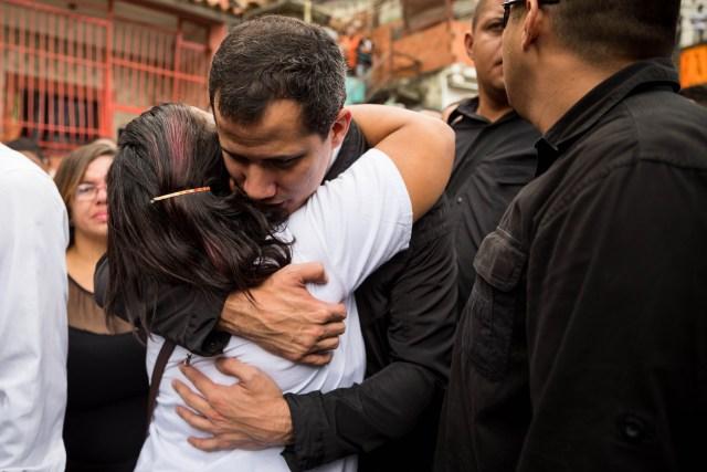 Así fue el último adiós a Edmundo Rada en Petare, asesinado por el régimen chavista 10
