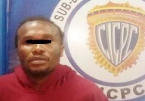 Cicpc detuvo a enfermo sexual que violó a adolescente con discapacidad