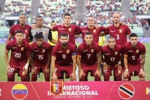 Conoce la convocatoria preliminar de la Vinotinto para la última fecha Fifa de 2019