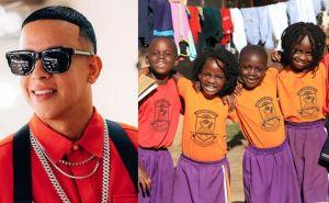 ¡Conmovedor! Niños africanos cautivan en las redes al bailar tema de Daddy Yankee