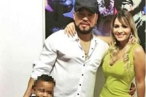 Filtran video sexual de Yader Romero con su exesposa