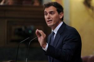 Albert Rivera sobre escape de Leopoldo López: Bienvenido a la libertad, más pronto que tarde la libertad volverá a Venezuela