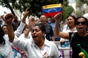 72,2% de los venezolanos está dispuesto a seguir protestando en la calle (encuesta Hercon)