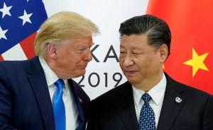 WSJ: China y EEUU negocian aplazar los aranceles previstos para el 15 de diciembre