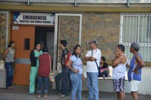 En riesgo pacientes pediátricos por contaminación en el Seguro de La Guaira