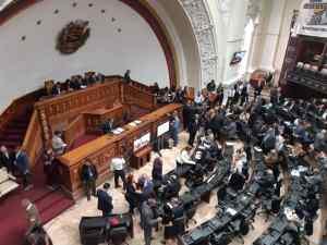 Asalto, secuestro y complicidad: Diputados rechazaron arremetida de Maduro contra Acción Democrática