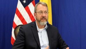 EEUU pide mayor compromiso de Unión Europea en sanciones para el régimen de Maduro