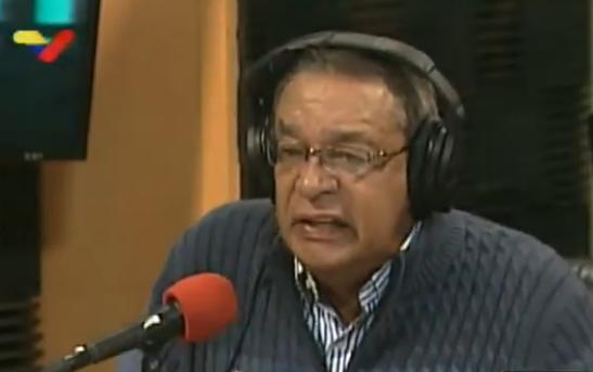 Jorge Luis García Carneiro, imagen captura de pantalla.