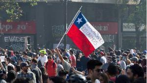 ALnavío: El estallido en Chile es por la desconexión de los partidos, el liderazgo, el Estado y las universidades con la sociedad