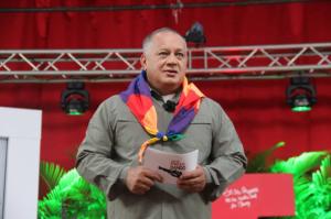 Maduro anunció un programa especial de Diosdado para tergiversar el ataque a la AN