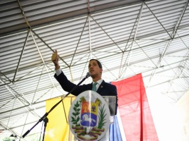 Guaidó ratificó su compromiso con los militares patriotas que desean a Venezuela libre
