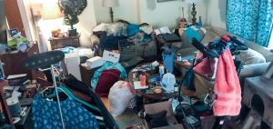 ¿Cuáles problemas psicológicos provoca el desorden en el hogar?