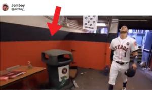 El VIDEO que revela posible trampa de los Astros en la serie mundial