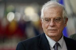 """Josep Borrell, forzado a dar explicaciones ante el Parlamento Europeo sobre su """"misión secreta"""" a Venezuela"""