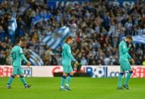 El Barça empató frente a la Real Sociedad y deja el liderato en manos del Real Madrid