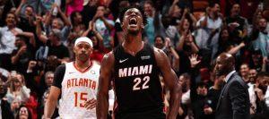 Heat con paso firme al play off: somete a Hawks 135-121