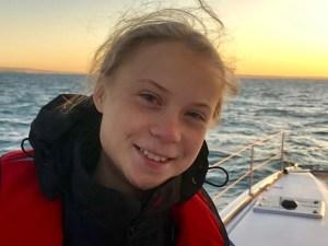 ¿Y entonces? Greta Thunberg ha contaminado más a bordo del catamarán que si hubiera viajado en avión