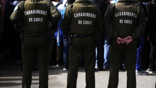 Carabineros de Chile, imagen cortesía.