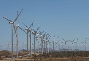 EEUU alcanza los 100GW en capacidad de energía eléctrica por generación eólica en tierra