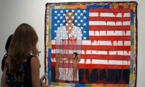 La feria Art Basel en Miami habla del cambio climático y el racismo en EEUU