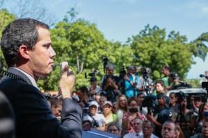 Guaidó: No vamos a olvidar la entrega de quienes están secuestrados por la dictadura