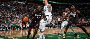 Heat no vio luz en su visita a Boston