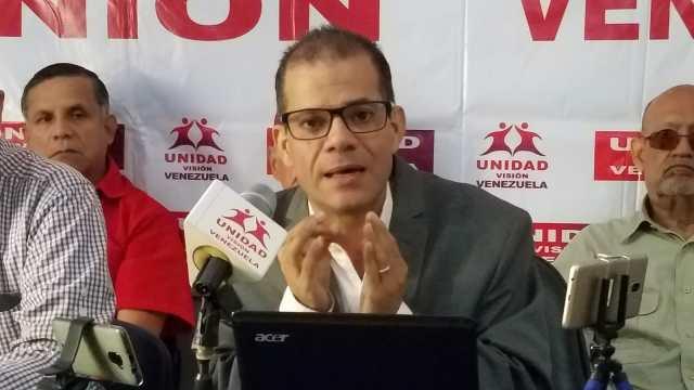 El diputado por el estado Miranda en la AN, Omar Ávila, imagen cortesía.